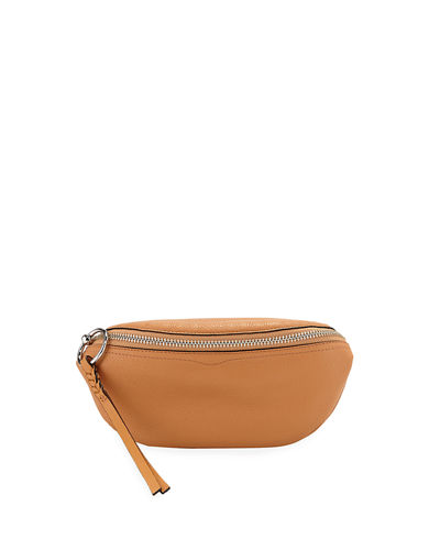 Bree Mini Leather Belt Bag