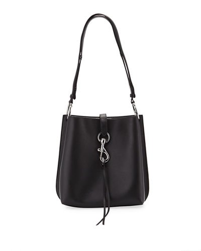 Megan Leather Shoulder Bag