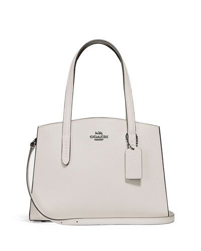 Charlie 40 Polished Carryall Tote Bag