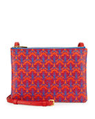 Liberty London Bayley Duo-Pouch Crossbody Bag