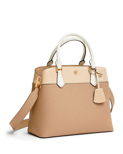 Robinson Colorblock Leather Tote Bag
