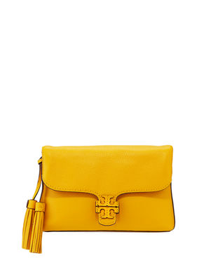 c52c7e6ee84 Tory Burch McGraw Fold-Over Crossbody Bag