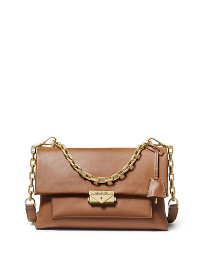 Cece Large Chain Shoulder Bag