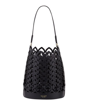 b9486f16f6a kate spade new york dorie medium leather bucket bag
