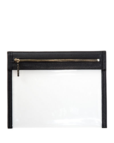 Clarity Clutch Bag  Small