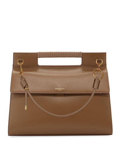 Whip Large Smooth Leather Bag