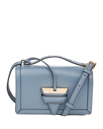 2238bdf1b898 Quick Look. Loewe · Barcelona Small Box Leather Shoulder Bag