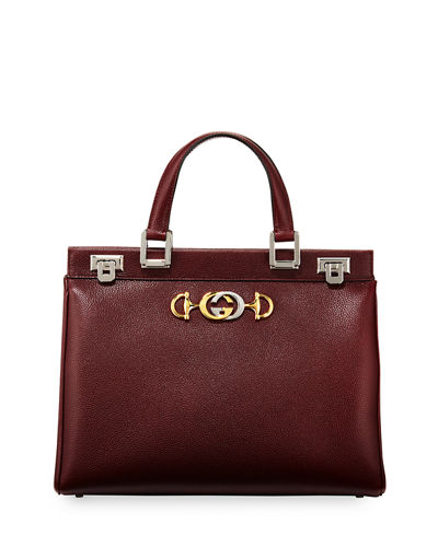 Gucci Zumi Medium Top-Handle Bag