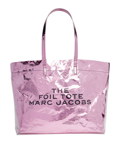 The Foil Logo Tote Bag