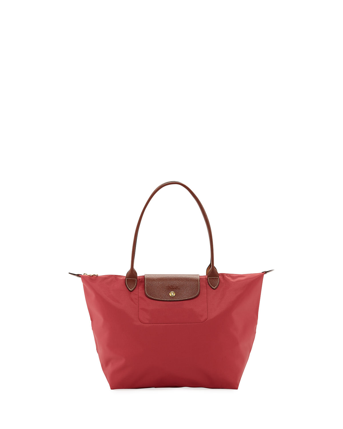 13c750a46be4 Longchamp Le Pliage Medium Shoulder Tote Bag