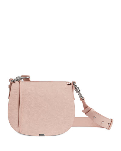 Captain Lea Round Crossbody Bag