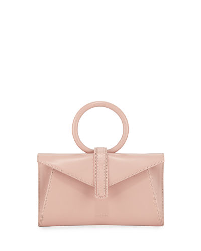 Vallery Mini Smooth Leather Top-Handle Bag