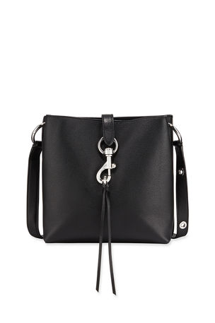 Rebecca Minkoff Megan Small Leather Feed Bag