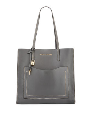 Marc Jacobs Grind T Pocket Shoulder Tote Bag 019e8a1e1571b