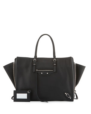8a7b79f6ec Balenciaga Papier B4 AJ Zip-Around Tote Bag