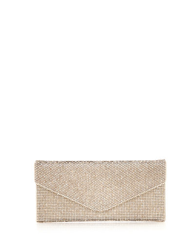Envelope Beaded Clutch Bag