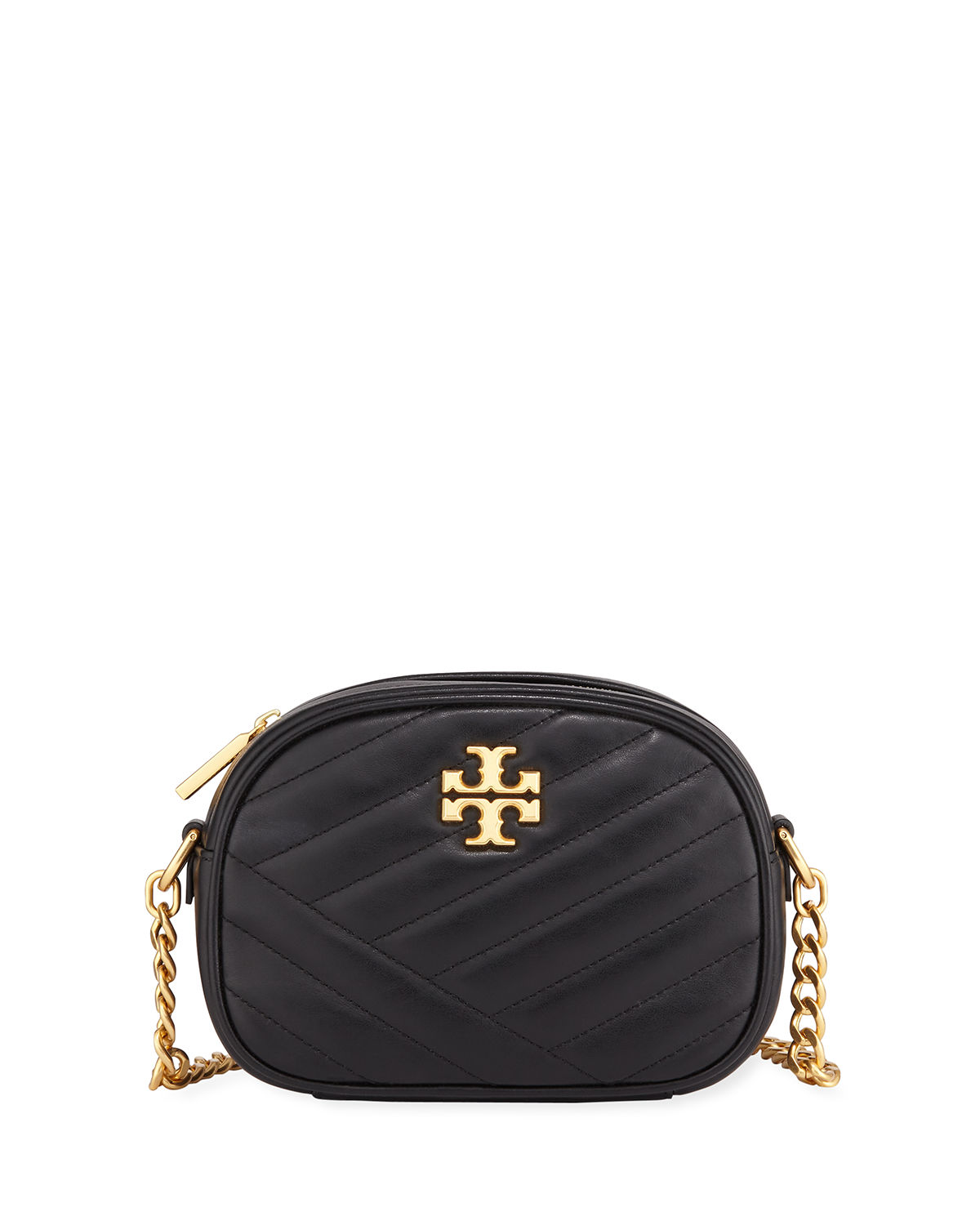 Tory Burch Kira Quilted Leather Xs Crossbody Bag Neiman