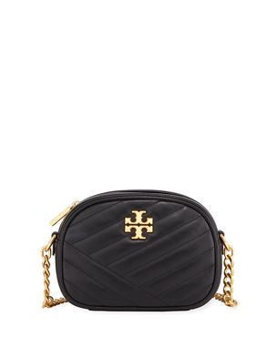 cf91be65691 Tory Burch Kira Quilted Leather XS Crossbody Bag