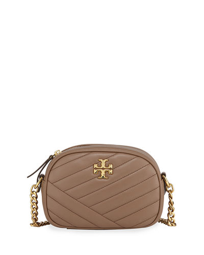 Kira Quilted Leather XS Crossbody Bag