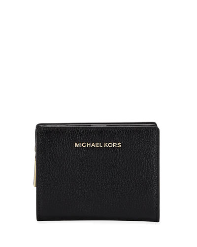 Mercer Leather Bifold Wallet