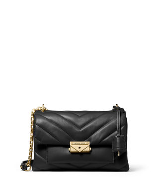 bb7cef456b35 MICHAEL Michael Kors Cece Quilted Medium Shoulder Bag. Favorite. Quick Look