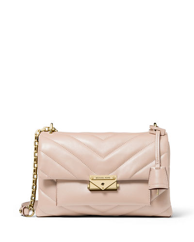 b963c7a8891427 Quick Look. MICHAEL Michael Kors · Cece Quilted Medium Shoulder Bag