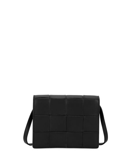 Bottega Veneta Mini Cassette Crossbody Bag