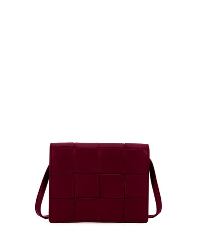 Mini Intrecciato Napa Crossbody Bag