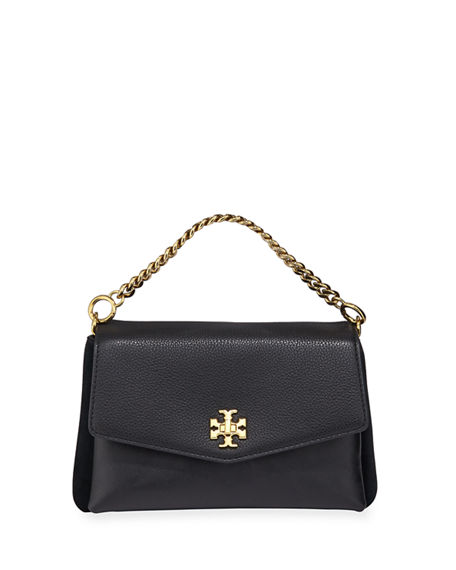 Tory Burch Kira Mixed Shoulder Bag