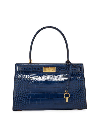 Tory Burch Lee Radziwill Small Satchel Bag
