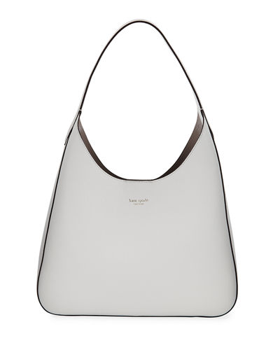 pebbled leather medium hobo bag