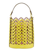 kate spade new york dorie small leather bucket