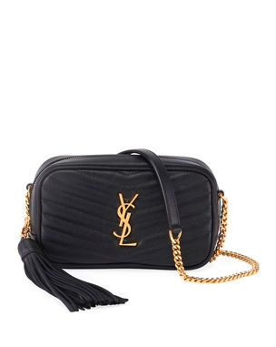 e3973d6db94 Saint Laurent Monogram YSL Camera Crossbody Bag