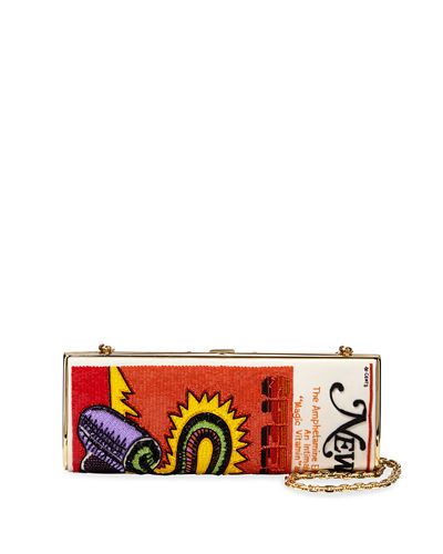 Marc Jacobs x New York Magazine The Mag Clutch Bag