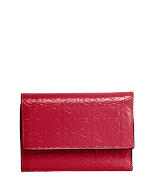 cef2e68bc262a1 Petite Marmont Zip-Around Wallet. $550 · Loewe Small Vertical Leather Wallet