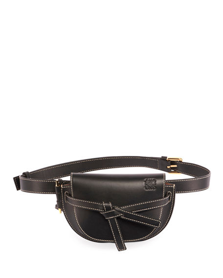 Loewe Gate Mini Calf Bum Bag