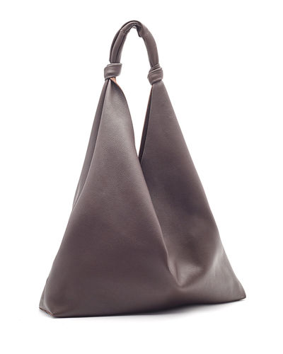 Bindle Two Fine Calfskin Hobo Bag