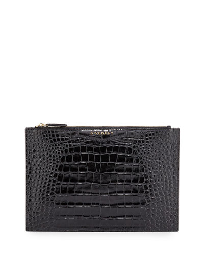 Givenchy Antigona Medium Pouch Clutch Bag