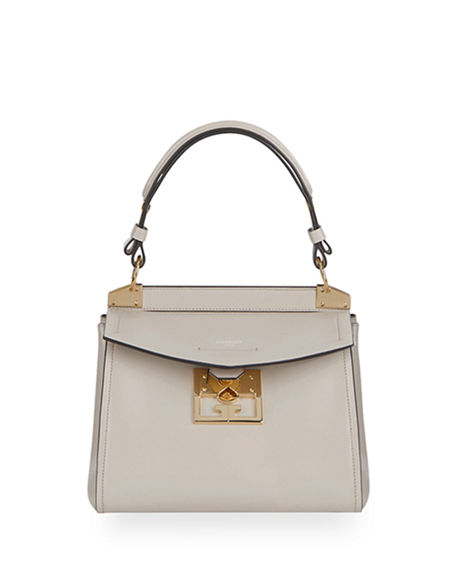 Givenchy Mystic Small Calfskin Top-Handle Bag