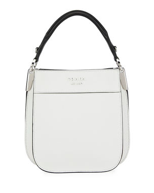 ab799ae42388 Prada Small Prada Margit Shoulder Bag