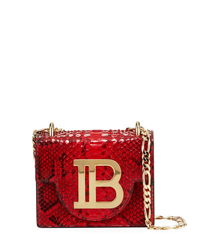 B Python Shoulder Bag