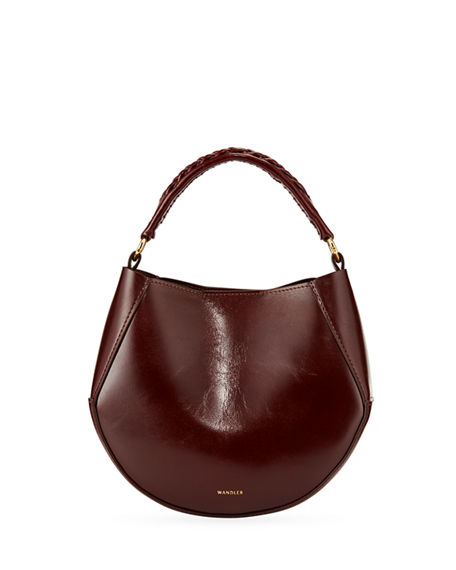 Wandler Corsa Mini Leather Top Handle Bag