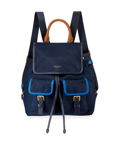 Perry Nylon Backpack