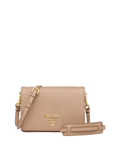 e124fc263f29 Prada Zip Top Closure Bag | Neiman Marcus