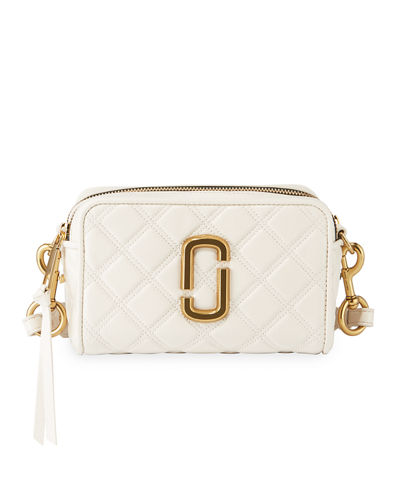 The Marc Jacobs The Softshot 21 Crossbody Bag