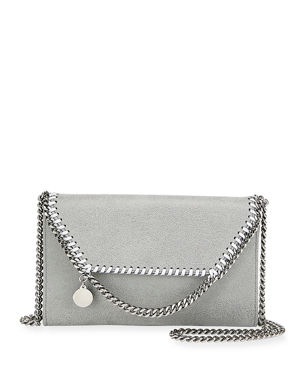 fb457a4b5f36a Stella McCartney Mini Falabella Shaggy Deer Crossbody Bag