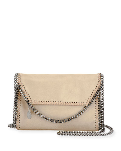 Mini Falabella Shaggy Deer Crossbody Bag