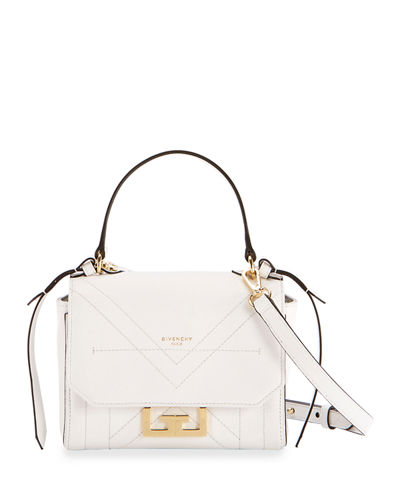 Eden Mini Smooth Leather Crossbody Bag