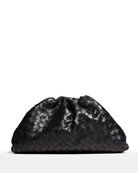 Bottega Veneta The Intrecciato Pouch Clutch Bag