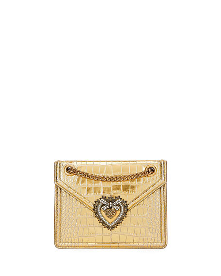 Dolce & Gabbana Devotion Small Crossbody Bag